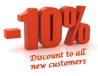 -10% discount on every new Web Hosting order
